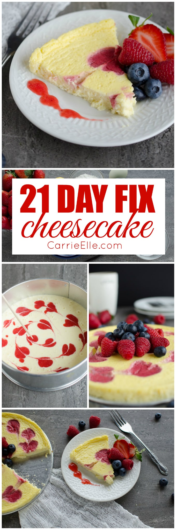 21 Day Fix Cheesecake Recipe
