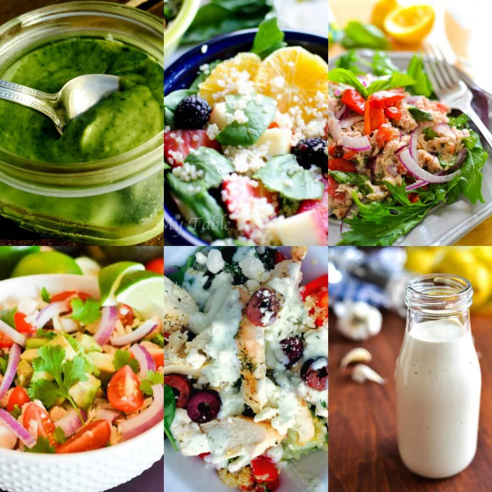 21 Day Fix Salad Recipes