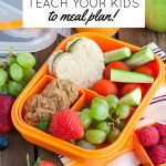 Meal Planning with Kids: Get Kids Involved with this System!