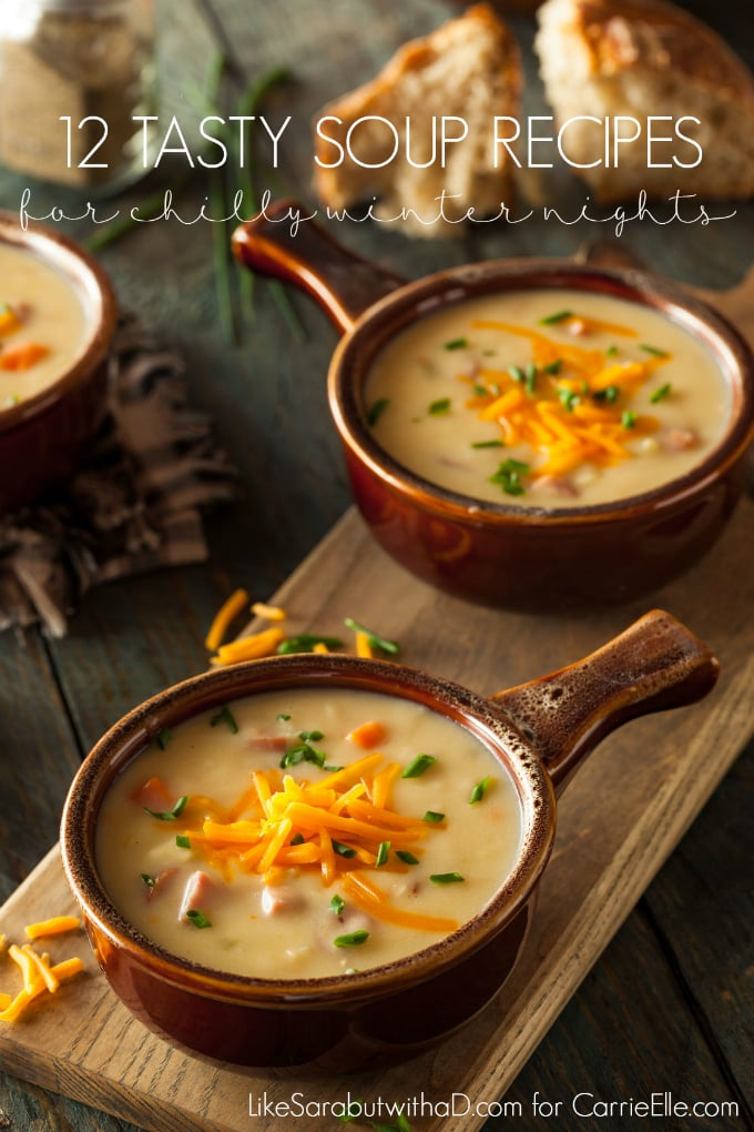 Winter Soup Recipes