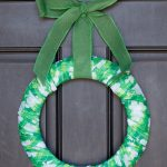 $5, 5-Minute Craft: Easy St. Patrick's Day Wreath