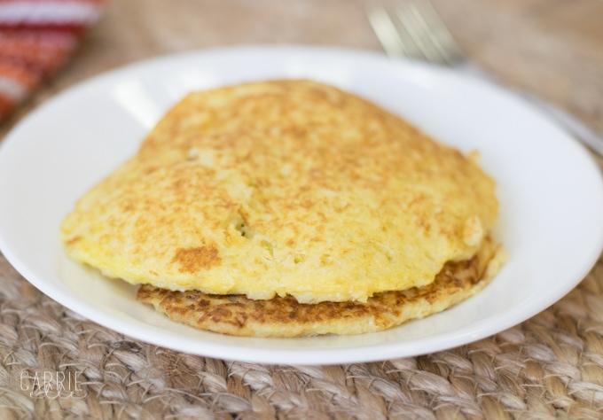 21 Day Fix Veggie Pancakes