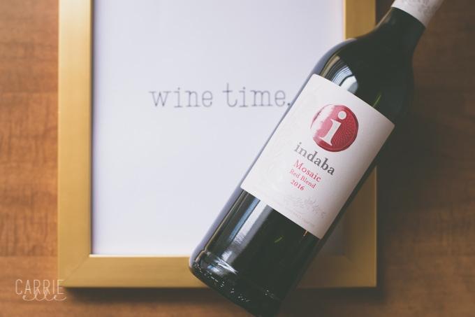 Wine Printable