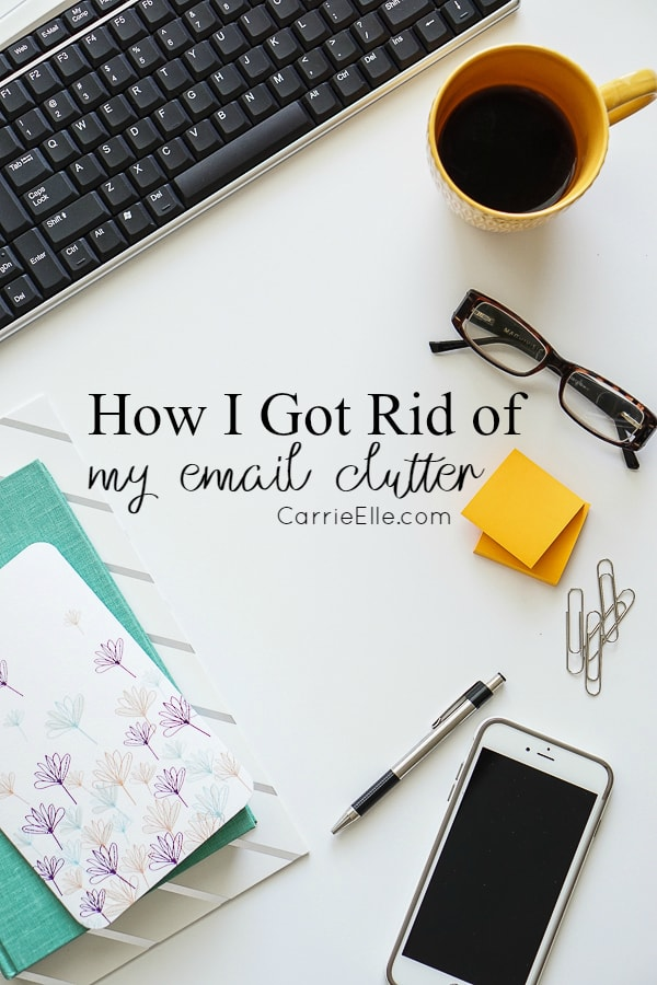 Get Rid of Email Clutter