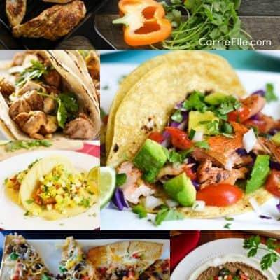 21 Day Fix Taco Recipes