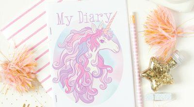 Printable Diary