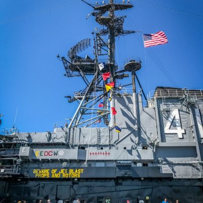 Plan Your Trip to the USS Midway in San Diego, CA