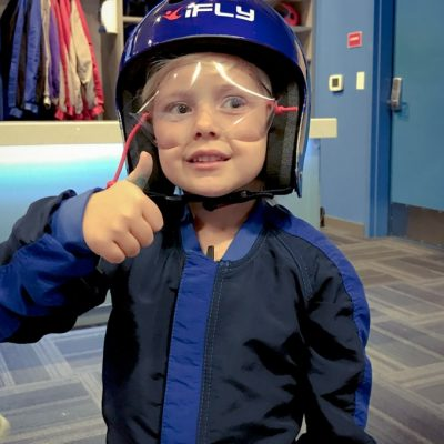 Indoor Skydiving Experience with iFly