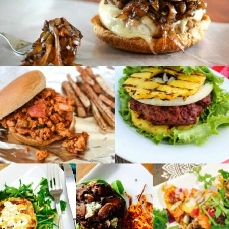 21DF Burger Recipes
