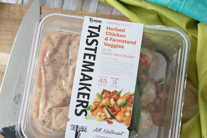 Pre-Prepped Meal Kit