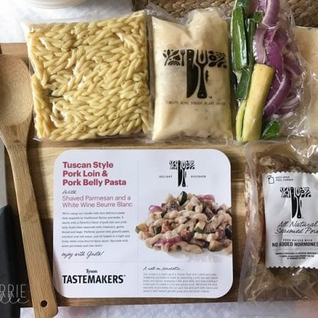 Tyson Tastemakers Meal Prep Kit