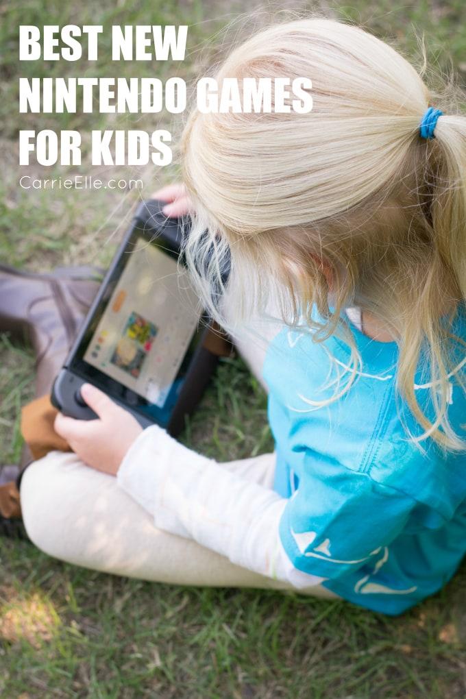Best Nintendo Games for Kids