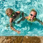 Swim Lessons at Home with Sunsational Swim School