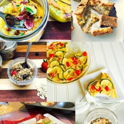 21 Day Fix Gluten-Free Breakfast Recipes