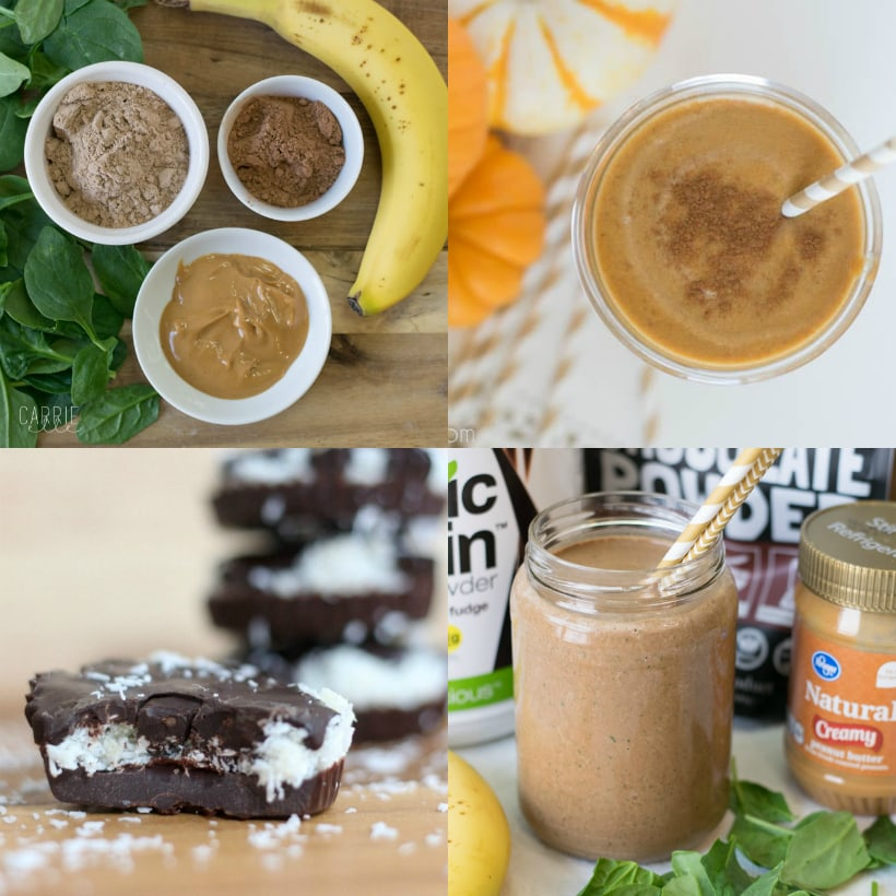Chocolate Shakeology Recipe Ideas