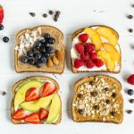 Energizing Breakfast Toast