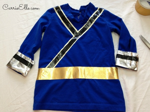 Power Rangers Samurai Stripes