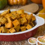 21 Day Fix Easy Roasted Sweet Potatoes