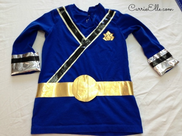 Power Rangers Samurai Belt and Symbol