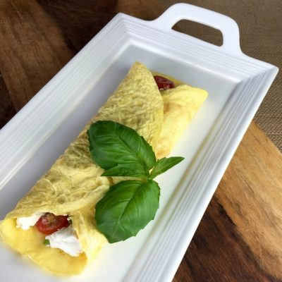 """21 Day Fix Breakfast """"Crepes"""""""