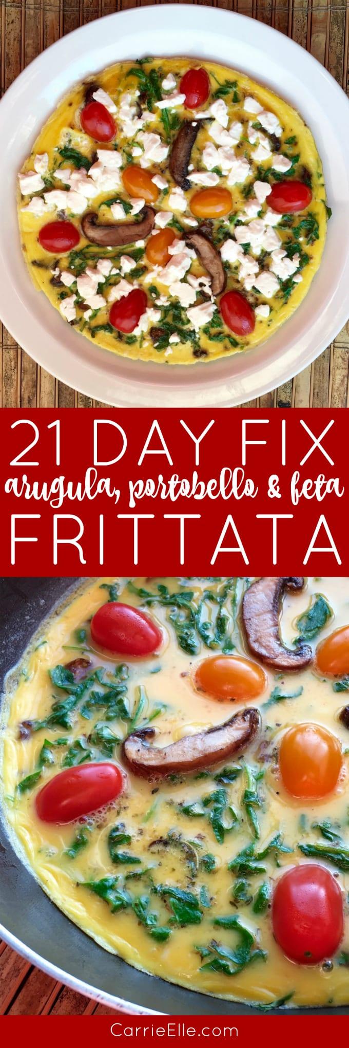 21 Day Fix Frittata