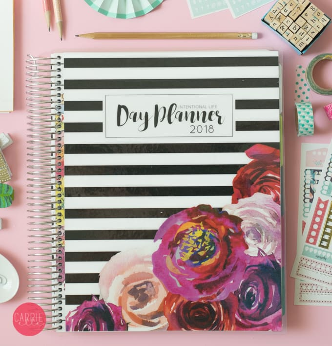 Intentional Life Day Planer