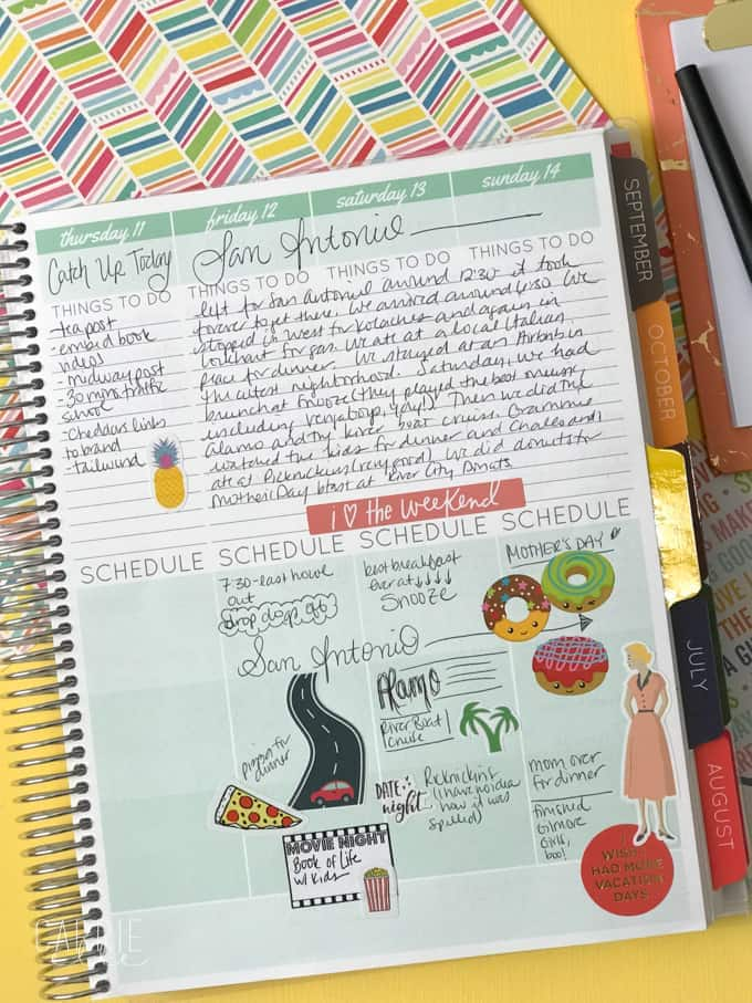 How to Make Planner Stickers