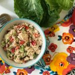 21 Day Fix Tuna Wraps