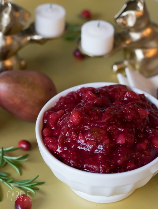 21 Day Fix Cranberry Sauce