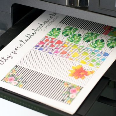 How to Print Beautiful Printables (tips for pro-quality prints!)