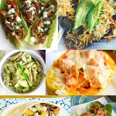 21 Day Fix Thanksgiving Leftovers Recipes