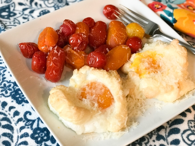 21 Day Fix Cloud Eggs