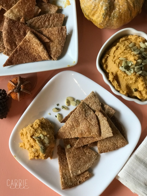 21 Day Fix Pumpkin Hummus