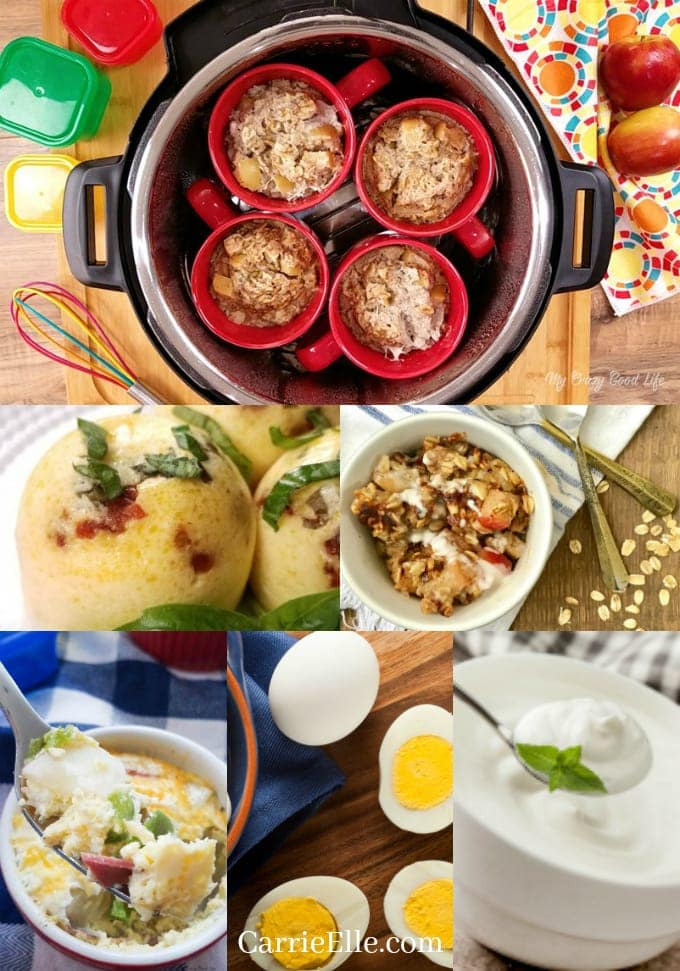 21 Day Fix Instant Pot Breakfast Recipes