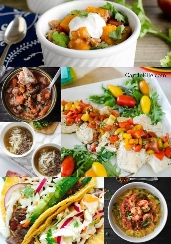 21 Day Fix Instant Pot Dinner Recipes