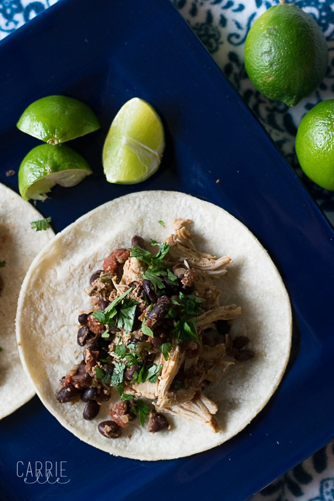 Instant Pot Shredded Mexican Chicken 21 Day Fix