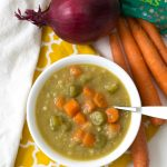 21 Day Fix Instant Pot Split Pea Soup