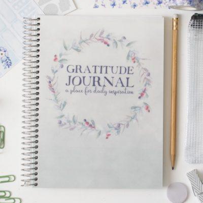 Our Beautiful Gratitude Journal is Finally Here!