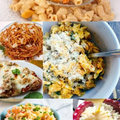 21 Day Fix Instant Pot Pastas