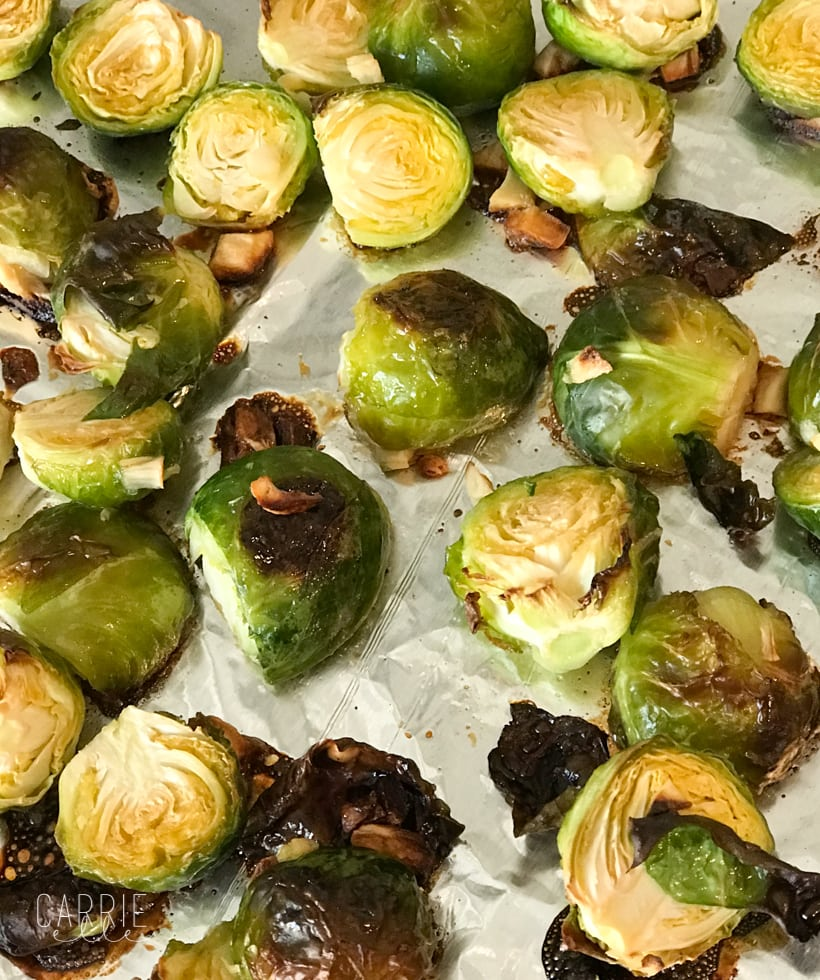 21 Day Fix Brussels Sprouts