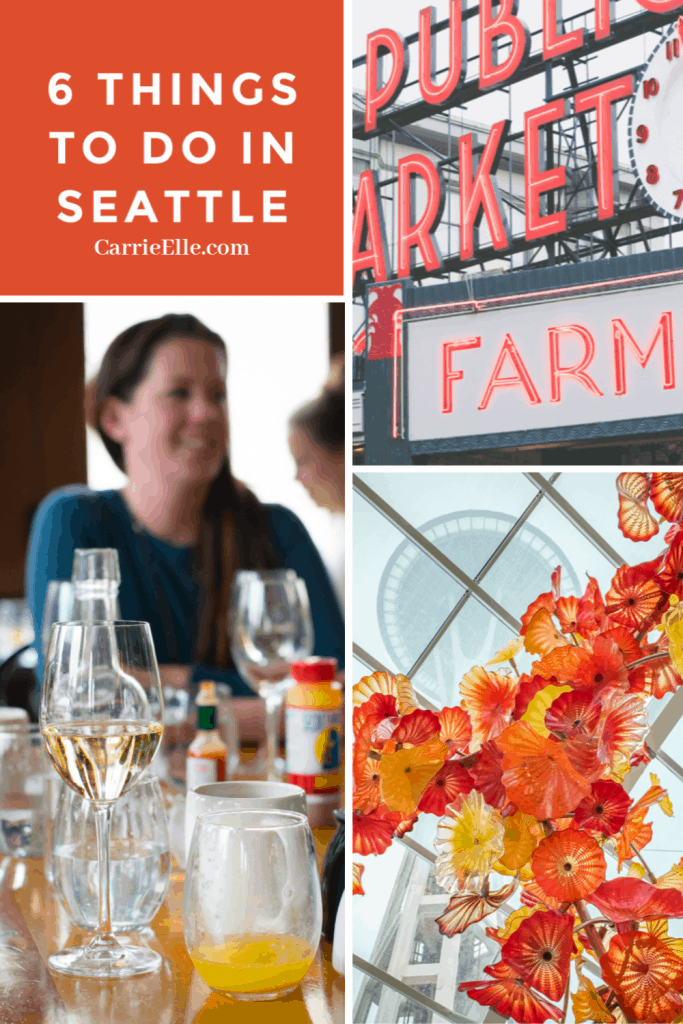 6 things to do in Seattle
