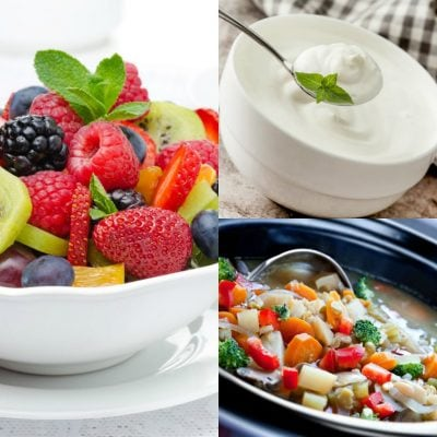 50 Zero Point Weight Watchers Foods That Will (totally!) Fill You Up