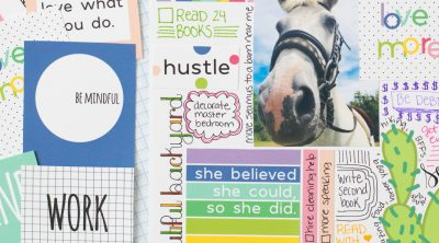 It doesn't matter if you are trying to lose weight, get a promotion, or create more time for yourself, a vision board is a great way to get started and stay motivated (plus, they're really pretty). Check out these 25 cute vision boards for the inspiration you need to tackle any goal!