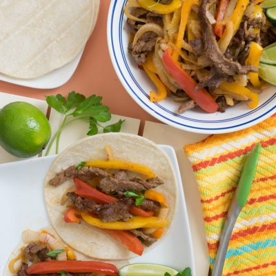 21 Day Fix Sheet Pan Fajitas