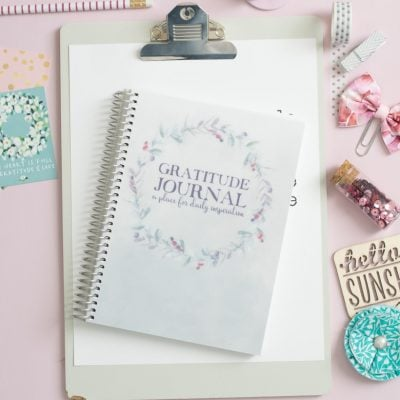 Spring into Gratitude with our Gratitude Journal Giveaway