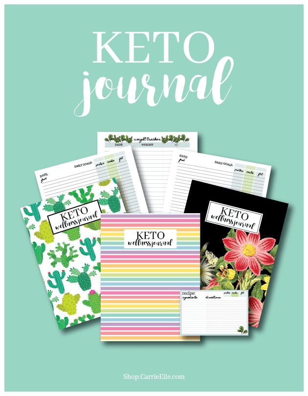 Printable Keto Tracker