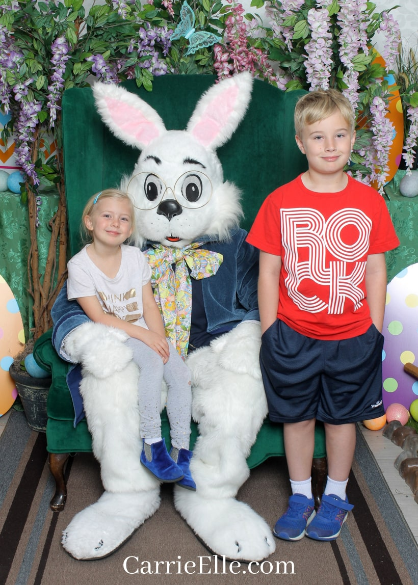 Easter Bunny PIctures Firewheel Town Center