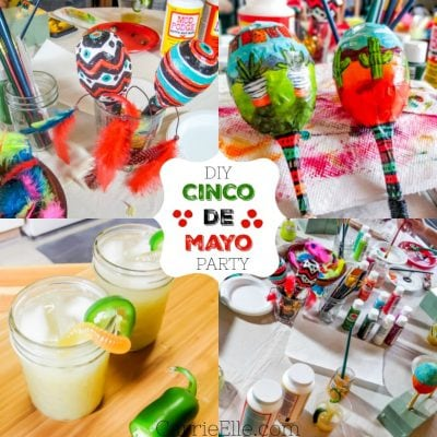DIY Cinco de Mayo Party