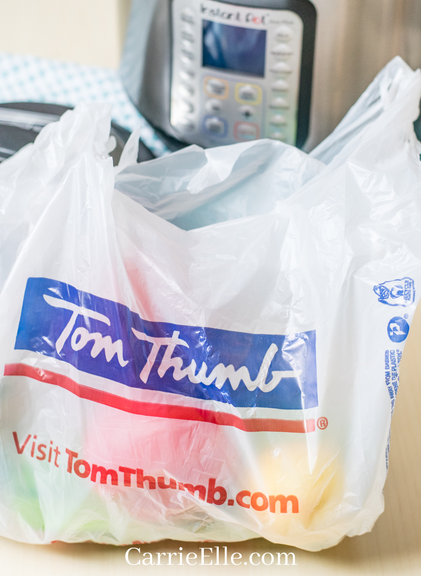 Tom Thumb Recipe