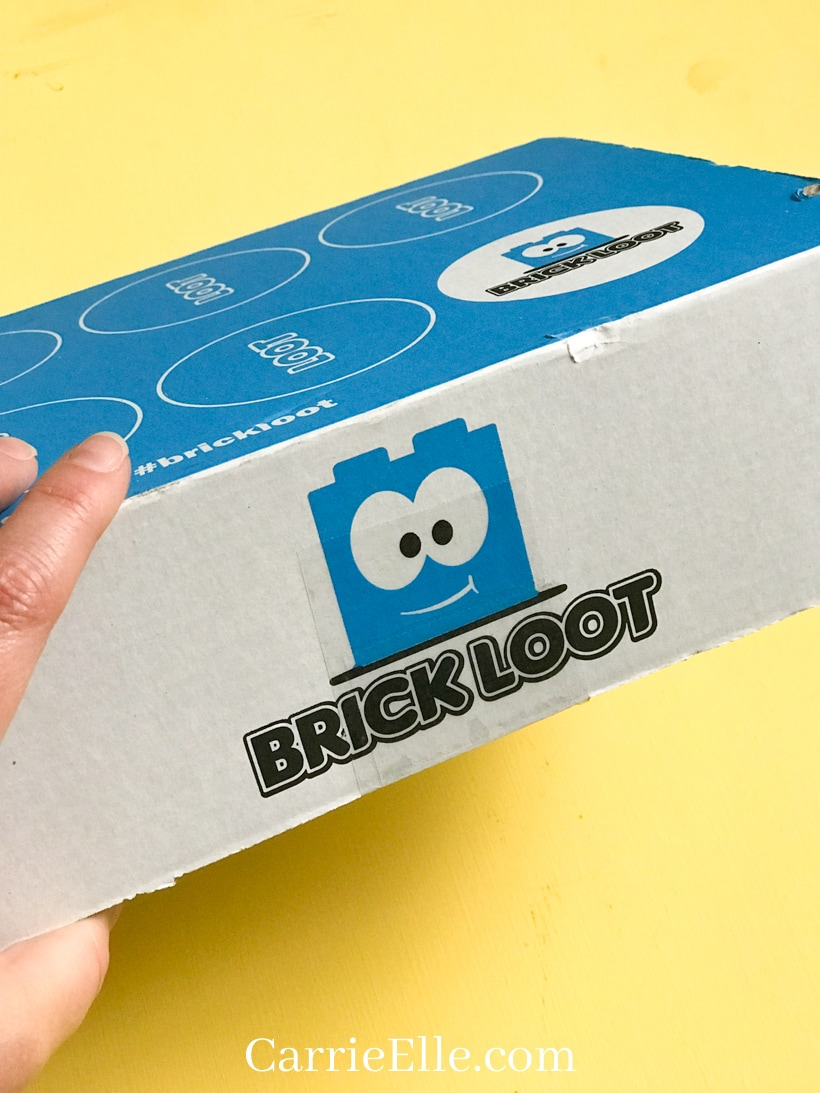 Brick Loot Unboxing